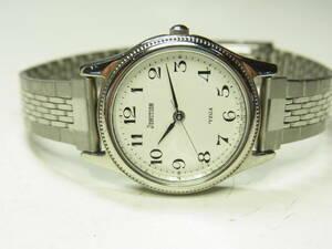 209 全数字 ダイヤル クォーツ 腕時計 オシャレ 電池交換済