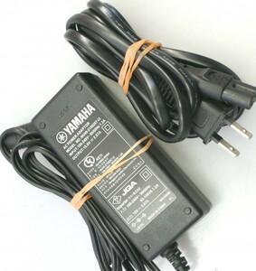 (( free shipping ) immediate payment YAMAHA AC adaptor NU40-2150267-I3 DC15.0V 2.67A operation OK