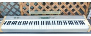 CASIO/ Casio DIGITAL PIANO PL-40R electronic piano 88 keyboard instructions pedal attaching operation OK