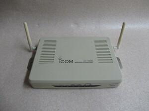 Ω保証有 ZF1★19753★AP-5100AW アイコム Icom 無線LANアクセスポイント(PoE対応) WAVEMASTER W52/W53 領収書発行可能 同梱可