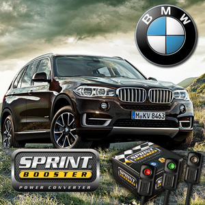 BMW スプリントブースター SBDD402A X5 F15 xDrive35i xDrive50i AT用