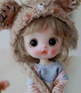 粘土 人形 オビツ11 創作人形 オリジナル ドール⑤