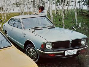 トヨタ スプリンター 2ドア 1400SL H-DX / 1200SL DX 1970 昭和45年 当時物カタログ!☆ Toyota Sprinter TE25 / KE25 絶版 旧車カタログ