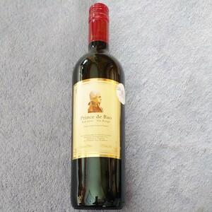 スペインワイン プリンスデバオ 赤 750ml