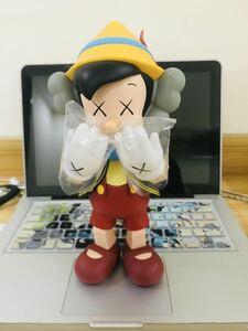 KAWS カウズ × PINOCCHIO &JIMINY CRICKET(コオロギ無し)