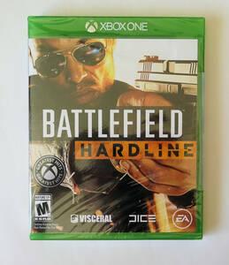 新品 ★ バトルフィールド ハードライン BATTLEFIELD HARDLINE 北米版 ★ XBOX ONE SERIES X