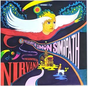 Nirvana ニルヴァーナ - The Story Of Simon Simopath ボーナス・トラック4曲追加収録限定再発アナログ・レコード