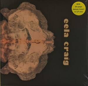 Eela Craig - Eela Craig ボーナス・トラック1曲追加収録手書き番号入り2,000枚限定リマスター再発アナログ・レコード