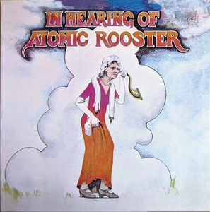 Atomic Rooster アトミック・ルースター - In Hearing Of ボーナス・トラック6曲追加収録限定再発二枚組アナログ・レコード