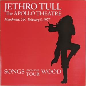 Jethro Tull - The Apollo Theatre Manchester, UK February 5, 1977 (Songs From The Wood Tour) 限定リマスター二枚組アナログ・レコード