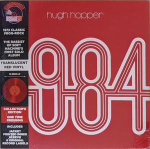Hugh Hopper ヒュー・ホッパー (=Soft Machine) - 1984 Record Store Day2020 1回プレス限定再発アナログ・レコード