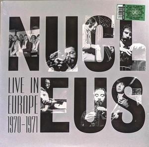 Nucleus ニュークリアス - Live In Europe 1970-1971 限定アナログ・レコード