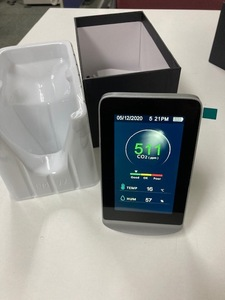 CO2 ppmメーター小型 二酸化炭素検出器 空気測定器