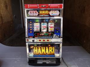 パチスロ実機 HANABI 引き取り限定 中古品