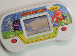 それいけ!アンパンマン バイキンマンパニック バンダイ 90年代 レトロ ゲーム lsi lcd おもちゃ 電子ゲーム ビンテージ