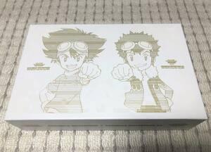 ■送料無料■ デジモンアドベンチャー + 02 15th Anniversary Blu-ray BOX ジョグレスエディション(完全初回生産限定版)