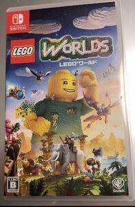 ◆送料無料◆レゴワールド LEGOワールド◆ニンテンドー スイッチ ソフト◆即決◆switch ソフト