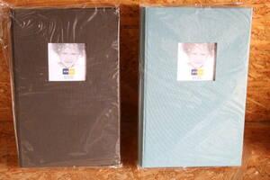 KOLO コロ HUDSON 3-UP 300枚収納 ポケットアルバム 2冊セット 即決価格