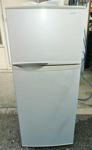 ☆シャープ SHARP SJ-H12W-S 118L 2ドアノンフロン冷凍冷蔵庫◆小さく見えても大容量2,991円