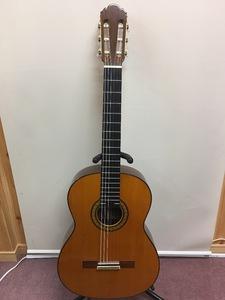 河野 賢 [No.10] 中古クラシックギター u41465