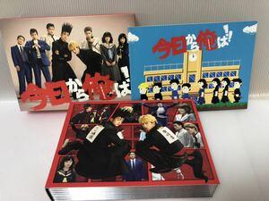 【中古商品】【国内正規品】 今日から俺は!! Blu-ray BOX(Blu-ray Disc)