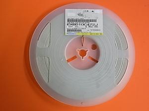 パナソニック 抵抗ネットワーク 4.7kΩ8素子 10ピン3216サイズ 凹型 EXBD10C472J 4800個