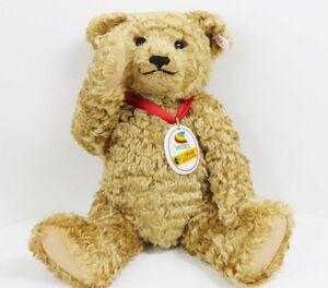 シュタイフ(Steiff) テディベア 40cm ドイツ限定3000体 Steiff Vedes Teddy Bear 1997☆