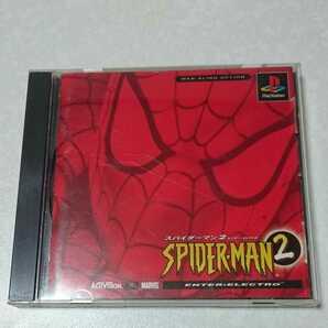 スパイダーマン2 エンターエレクトロ PlayStation プレイステーション プレステ PS SPIDERMAN