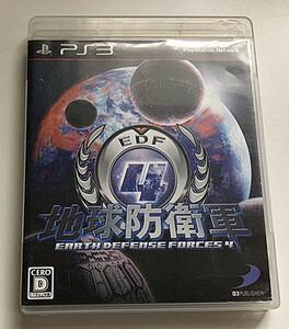 美品★PS3ソフト★地球防衛軍4(B12)