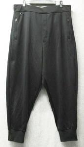 Y-3 ヨウジ YOHJI×adidas:腰ヒモ サルエル ジャージ パンツ ( ヨウジヤマモト アディダス Y-3 Yohji Yamamoto×adidas Men's Pants