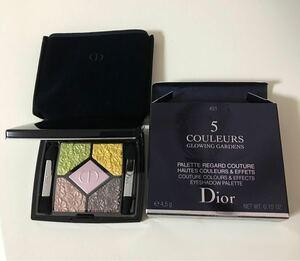 ディオール Dior サンククルール 451 ローズ ガーデン アイシャドウ 限定品