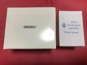 SEIKO Fate/Grand Order オリジナルサーヴァントウォッチ セイバー アルトリア ペンドラゴン ウォッチスタンド付 セイコー FGO
