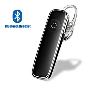 CC076:ミニ Bluetooth イヤホン ステレオ ベース ヘッドセット ハンズフリー ワイヤレス イヤフォン マイク付 スマートフォン おしゃれ