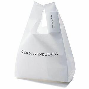 【新品未開封】DEAN&DELUCA ミニマムエコバッグホワイト エコバッグ ショッピングバッグ 白 折りたたみ ディーンアンドデルーカ