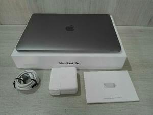 Apple MR9Q2J/A MacBook Pro (13-inch 2018 Thunderbolt 3ポート×4) MR9Q2J/A [スペースグレイ] ノートPC