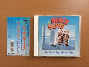 【CD】 ビーチ ボーイズ ゴールデン ヒッツ THE BEACH BOYS