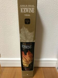 ゴールドシールアイスワイン 2006