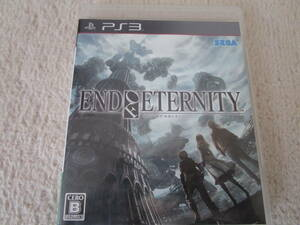 PS3 End of Eternity (エンド オブ エタニティ)