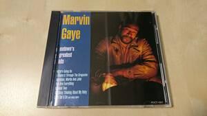 MARVIN GAYE マーヴィン・ゲイ『モータウン・グレイテスト・ヒッツ/MOTOWN'S GREATEST HITS』