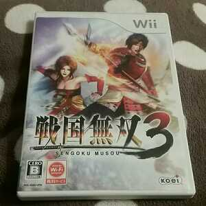 戦国無双3 Wii ソフト