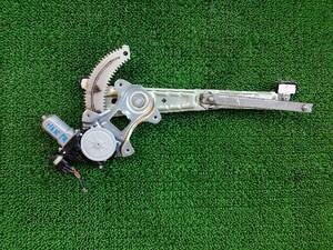 2-1 スズキ アルト HA35S 純正 フロント右 ドアレギュレーター 運転席側 パワーウィンドウモーター