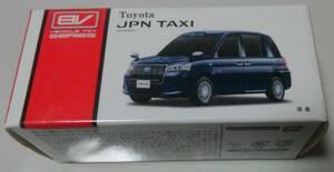 トヨタ JPY TAXI タクシー 深藍 ミニカー プルバック ブレイク 限定品 非売品 プルバック ドライブタウン チョロQ 人気 青 ブルー 未開封
