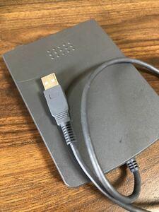 外付けフロッピーディスクドライブ USB