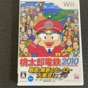 桃太郎電鉄 2010維新 の巻 Wii Wiiソフト 桃鉄 戦国・維新のヒーロー大集合!の巻 ももてつ