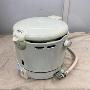 中古 ガス炊飯器 都市ガス パロマ PR-100DF-1 炊飯器