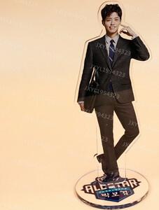 限定新品★韓国超人気俳優『パクボゴム』アクリルスタンドPark Bo-gumグッズギフト青春の記録雲が描いた月明り梨泰院クラスボーイフレンド