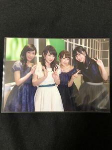 渡辺麻友 川栄李奈 高橋みなみ 指原莉乃 AKB48 僕たちは戦わない 新星堂 店舗特典 生写真 B-17