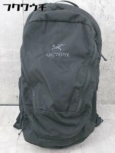 ■ ARC'TERYX アークテリクス mantis 26l backpack バックパック リュック ブラック メンズ