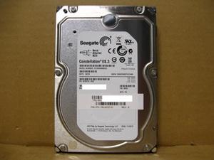 ▽SEAGATE ST2000NM0023 2TB SAS2.0 7200rpm 128MB 3.5型 内蔵HDD 中古 Constellation ES.3