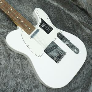 新品 ◆ Fender Player Telecaster Polar White 《新品即決》